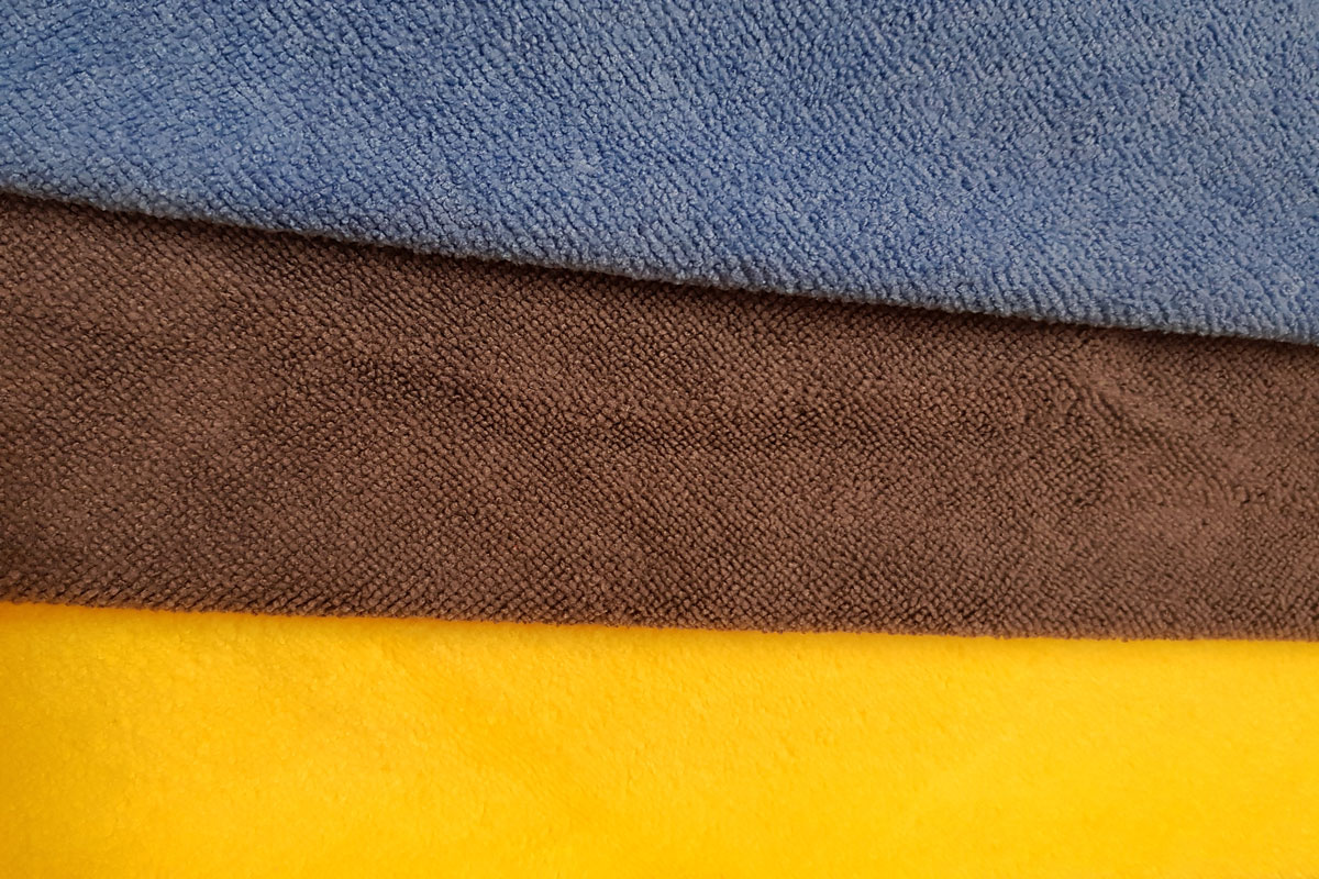 Non Woven Microfibre Cloth Ara Hygiene